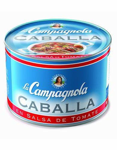 CABALLA EN SALSA DE TOMATE 24X300