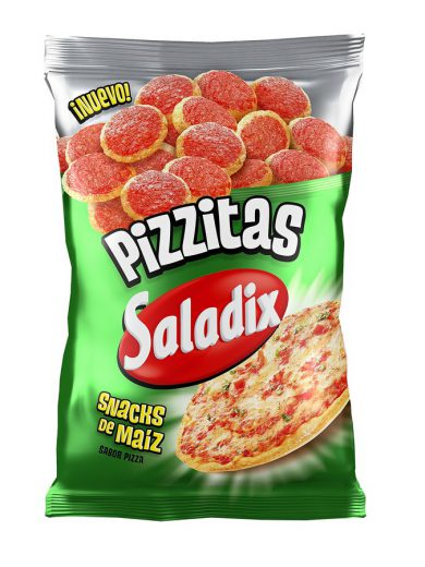 SALADIX MINI PIZZA 44X25G
