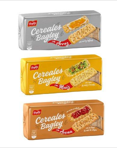 Galletas cereales